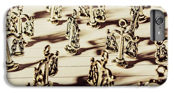 IPhone 6 Plus Case featuring the photograph Order Of Law And Justice by Jorgo Photography - Wall Art Gallery
