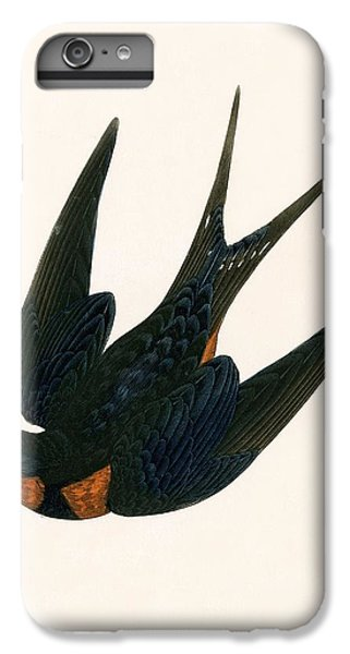 Oriental Chimney Swallow IPhone 6 Plus Case by English School