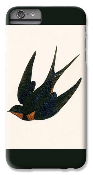 Oriental Chimney Swallow IPhone 6 Plus Case
