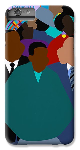 Origin Of The Dream IPhone 6 Plus Case