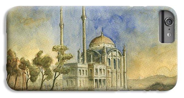 Turkey iPhone 6 Plus Case - Ortakoy Mosque Istanbul by Juan Bosco