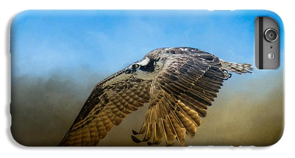 Osprey Over Pickwick IPhone 6 Plus Case by Jai Johnson
