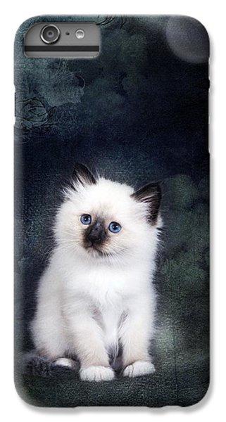 Birman iPhone 6 Plus Case - Our Cat World by Monique Hierck