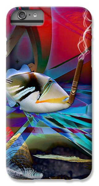 Out For A Break IPhone 6 Plus Case by Marvin Blaine