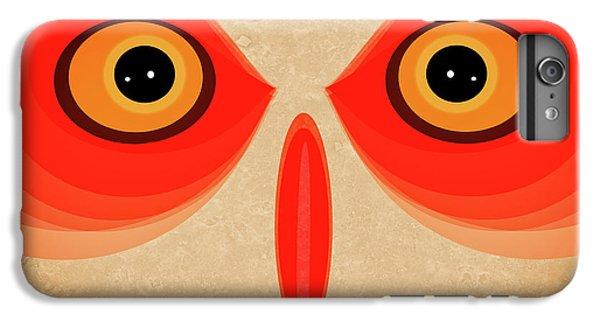 Owl IPhone 6 Plus Case