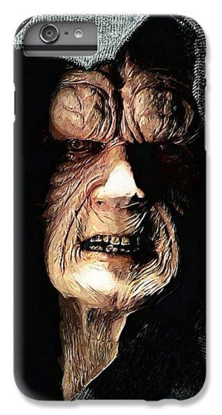 Han Solo iPhone 6 Plus Case - Palpatine Darth Sidious by Zapista Zapista