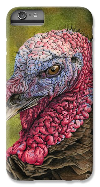 Pardon Me? IPhone 6 Plus Case by Sarah Batalka