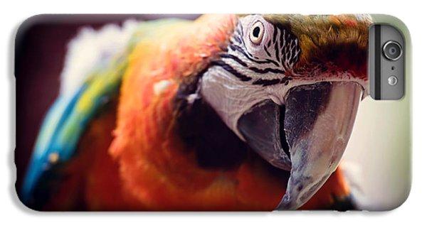 Parrot Selfie IPhone 6 Plus Case by Fbmovercrafts