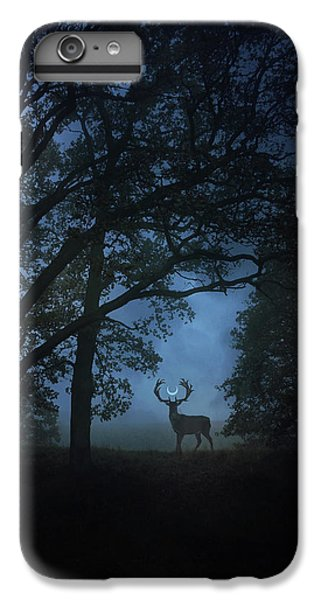 Magician iPhone 6 Plus Case - Path Of Shadows by Cambion Art