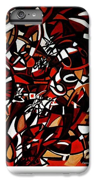 iPhone 6 Plus Case - Pathological Space by Carmen Fine Art