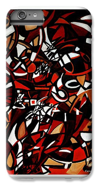 Pathological Space IPhone 6 Plus Case