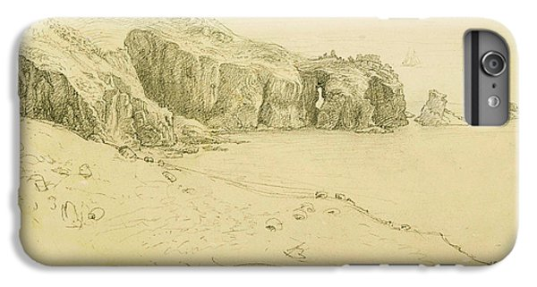 Pele Point, Land's End IPhone 6 Plus Case by Samuel Palmer