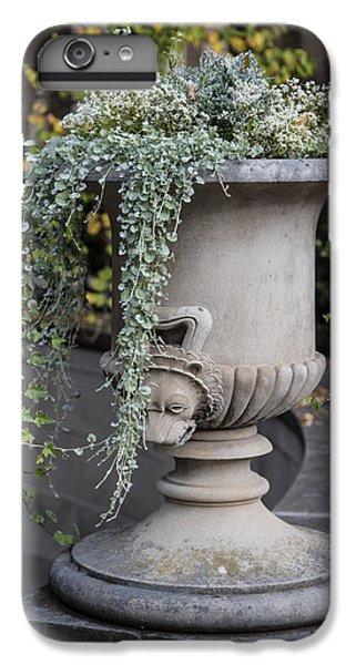 Penn State Flower Pot  IPhone 6 Plus Case by John McGraw