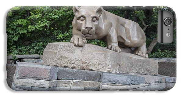 Penn State University iPhone 6 Plus Case - Penn Statue Statue  by John McGraw