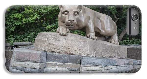 Penn Statue Statue  IPhone 6 Plus Case by John McGraw