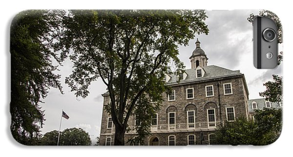 Penn State University iPhone 6 Plus Case - Penn State Old Main And Tree by John McGraw