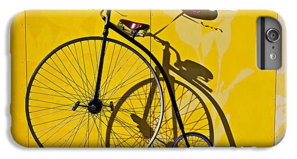 Penny Farthing Love IPhone 6 Plus Case by Garry Gay