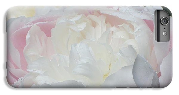 IPhone 6 Plus Case featuring the photograph Peony by Karen Shackles