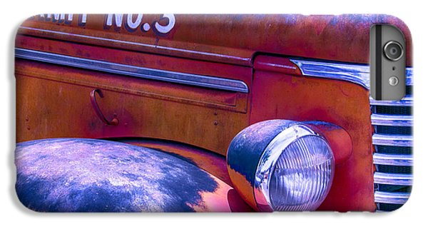 Permit No 3 IPhone 6 Plus Case by Garry Gay