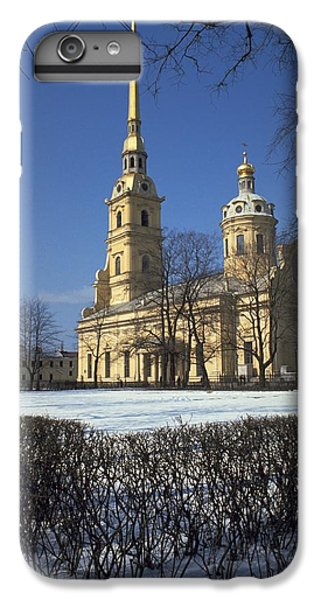 Peter And Paul Cathedral IPhone 6 Plus Case by Travel Pics