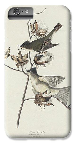 Flycatcher iPhone 6 Plus Case - Pewit Flycatcher by Dreyer Wildlife Print Collections