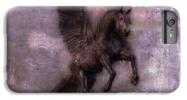 Pegasus iPhone 6 Plus Case - Phantom  by Betsy Knapp