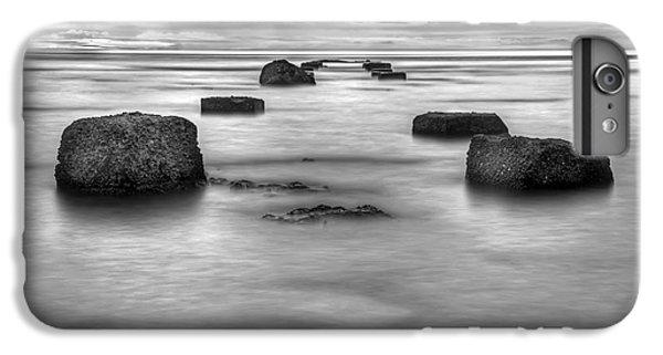 Water Ocean iPhone 6 Plus Case - Phantom Pier by Ryan Wyckoff