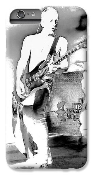 Phil Collen Of Def Leppard IPhone 6 Plus Case