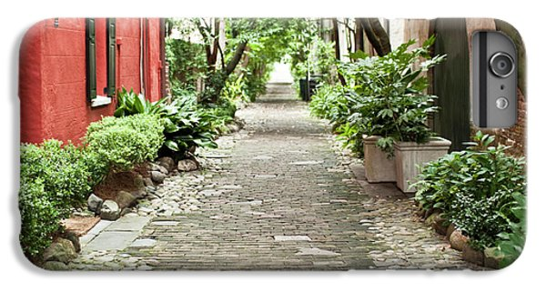 Philadelphia Alley Charleston Pathway IPhone 6 Plus Case by Dustin K Ryan
