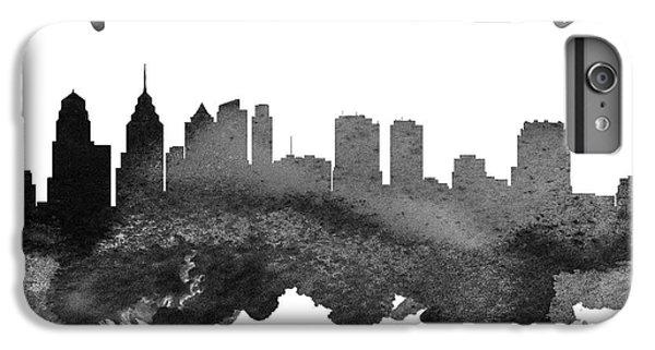 Philadelphia Pennsylvania Skyline 18 IPhone 6 Plus Case by Aged Pixel