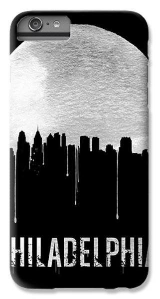 Philadelphia Skyline Black IPhone 6 Plus Case