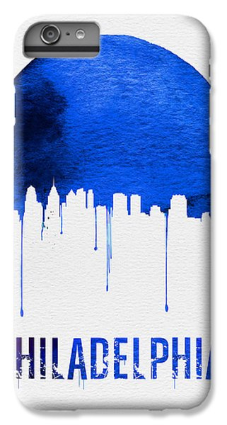 Philadelphia Skyline Blue IPhone 6 Plus Case