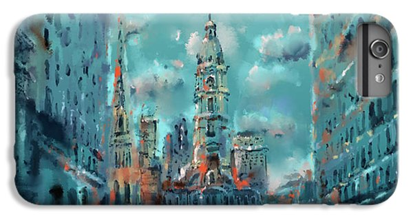 Philadelphia Street IPhone 6 Plus Case