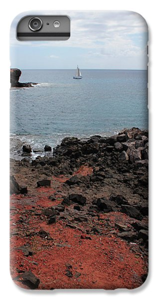 Canary iPhone 6 Plus Case - Playa Blanca - Lanzarote by Cambion Art