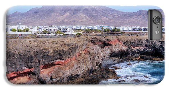 Canary iPhone 6 Plus Case - Playa Blanca - Lanzarote by Joana Kruse