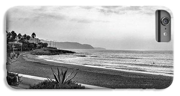 Playa Burriana, Nerja IPhone 6 Plus Case by John Edwards