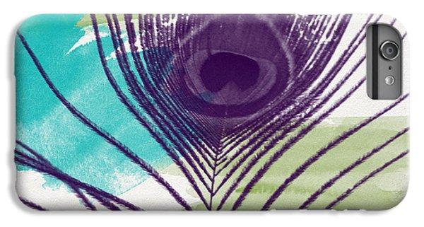 Plumage 2-art By Linda Woods IPhone 6 Plus Case