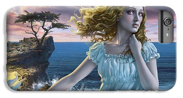 Raven iPhone 6 Plus Case - Poe's Lenore by Mark Fredrickson