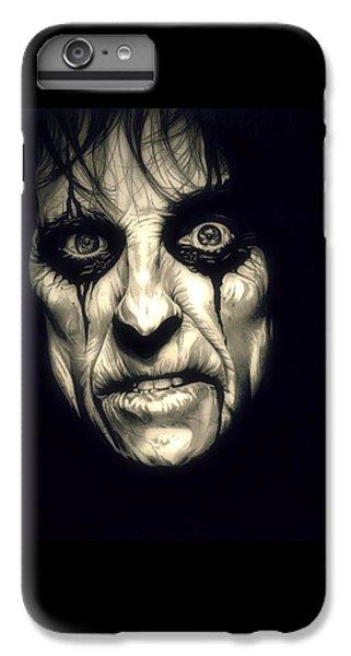 Poison Alice Cooper IPhone 6 Plus Case