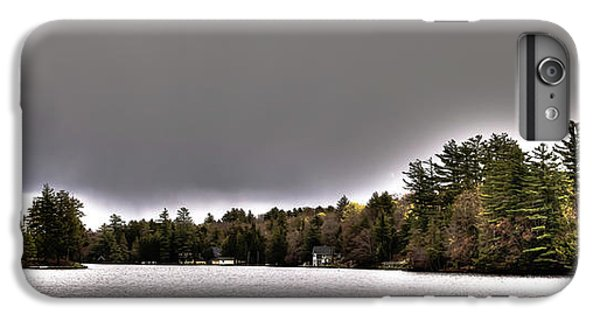 Pond Panorama IPhone 6 Plus Case by David Patterson