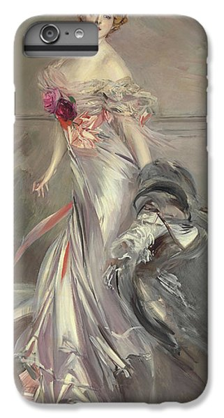 Portrait Of Marthe Regnier IPhone 6 Plus Case