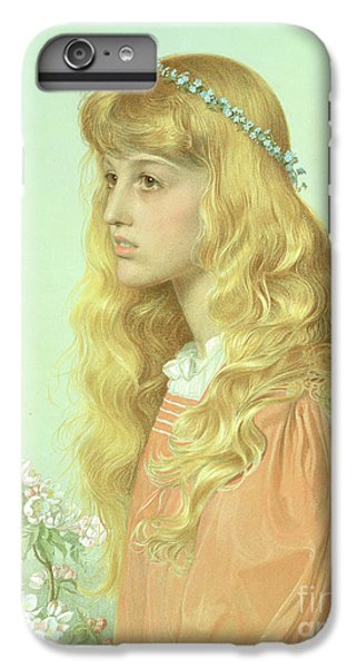 Portrait Of Miss Adele Donaldson, 1897 IPhone 6 Plus Case