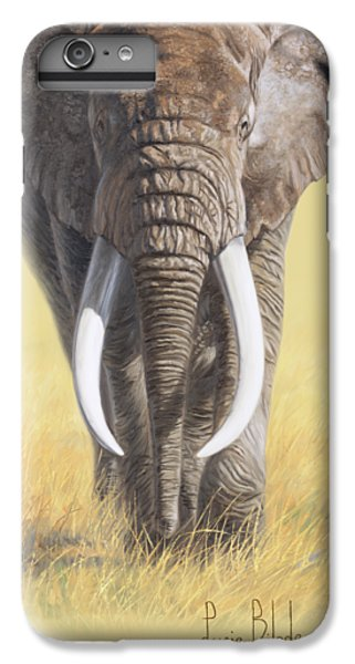 Africa iPhone 6 Plus Case - Power Of Nature by Lucie Bilodeau