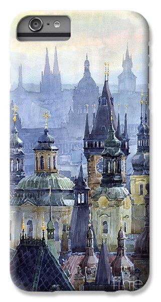 City Scenes iPhone 6 Plus Case - Prague Towers by Yuriy Shevchuk