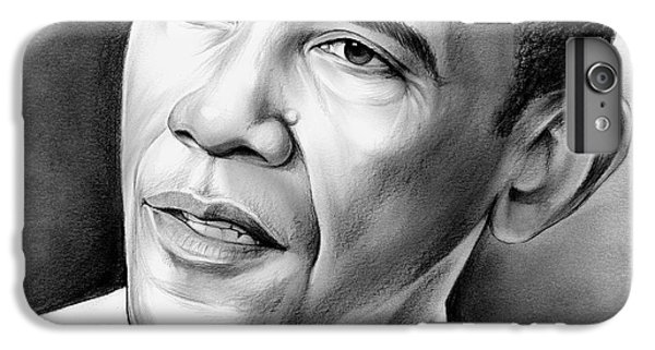 President Barack Obama IPhone 6 Plus Case by Greg Joens