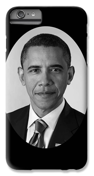 President Barack Obama IPhone 6 Plus Case by War Is Hell Store
