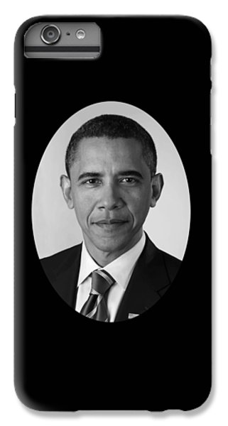 Barack Obama iPhone 6 Plus Case - President Barack Obama by War Is Hell Store