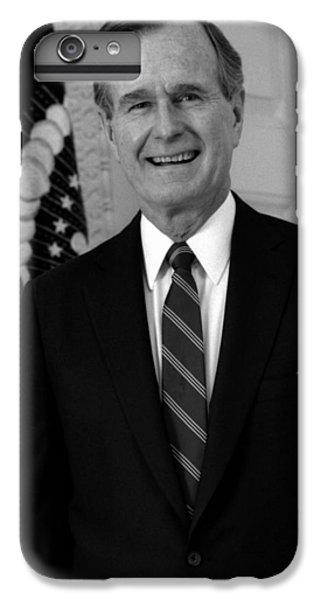 President George Bush Sr IPhone 6 Plus Case