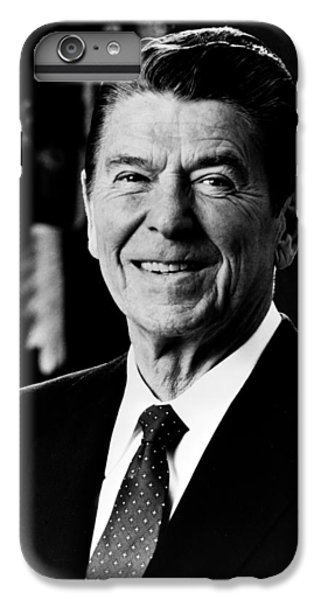 President Ronald Reagan IPhone 6 Plus Case by International  Images
