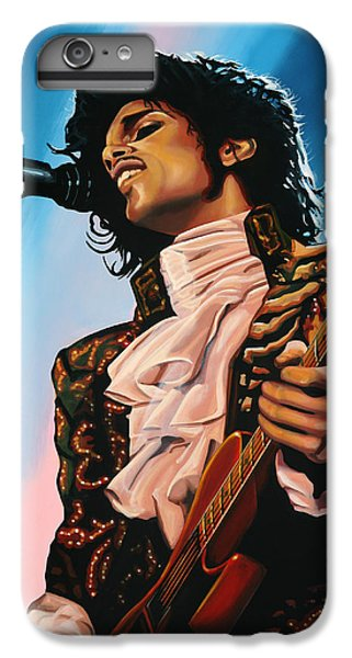 Prince Painting IPhone 6 Plus Case